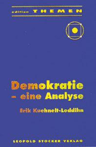 Demokratie- eine Analyse