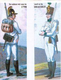 Die Uniformierung der k.k. Armee 1792 – 1815