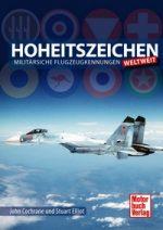 Hoheitszeichen. Militärische Flugzeugerkennung