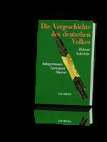 Die Vorgeschichte des deutschen Volkes