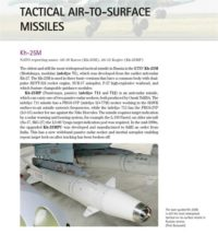 Russia's Air-launched Weapons Inside