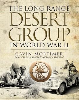 The Long Range Desert Group In World War Ii Stohr Buchshop