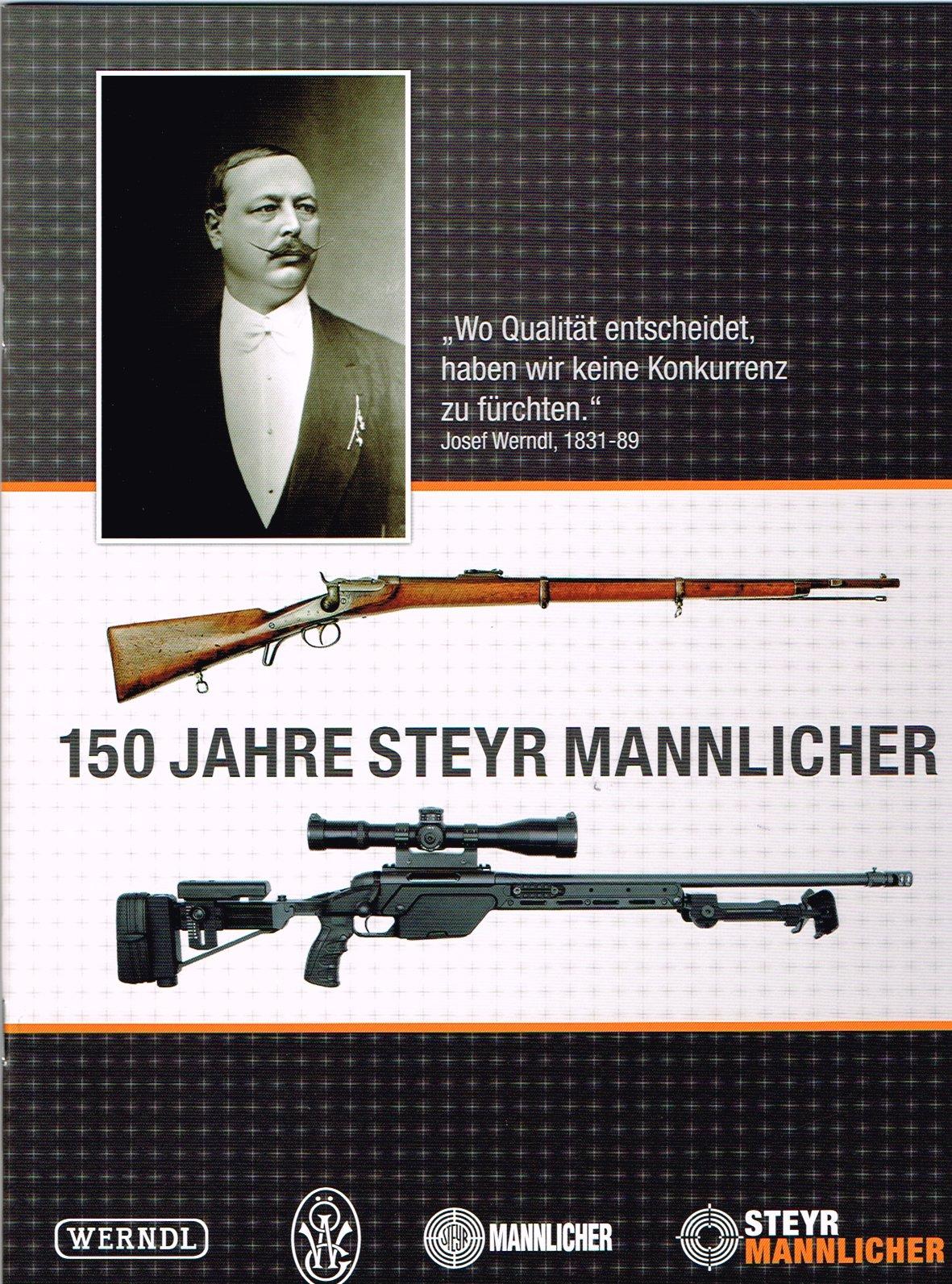 The history of Steyr Mannlicher - Stöhr Buchshop