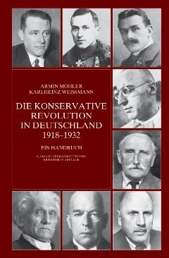 Die konservative Revolution in Deutschland von 1918-1932
