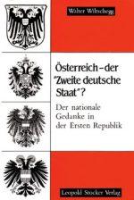 """Österreich - der """"Zweite deutsche Staat""""?"""