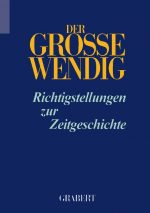 Der Grosse Wendig - Band 1